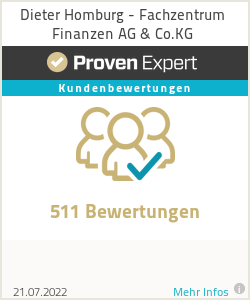 Das Fachzentrum Finanzen AG & Co.KG mit 5 Sternen bewerten