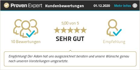 Kundenbewertungen & Erfahrungen zu Adam Zemla. Mehr Infos anzeigen.