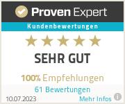 Erfahrungen & Bewertungen zu Webprojekte Lierse