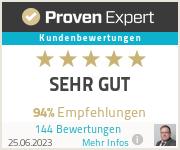 Erfahrungen & Bewertungen zu Barmenia Versicherung - Alexander Heugel
