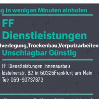 Malerarbeiten Frankfurt ff dienstleistungen innenausbau und malerarbeiten experiences reviews