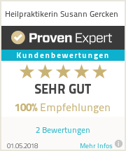 Erfahrungen & Bewertungen zu Heilpraktikerin Susann Gercken