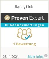 Erfahrungen & Bewertungen zu Randy Club