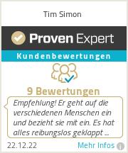 Erfahrungen & Bewertungen zu Tim Simon