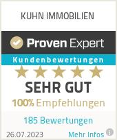 Erfahrungen & Bewertungen zu Immobilien KUHN Bad Kissingen