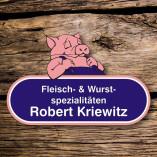 Fleisch- und Wurstspezialitäten Robert Kriewitz logo