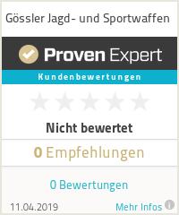 Erfahrungen & Bewertungen zu Gössler Jagd- und Sportwaffen