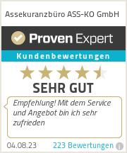 Erfahrungen & Bewertungen zu Assekuranzbüro ASS-KO GmbH