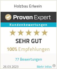 Erfahrungen & Bewertungen zu Holzbau Erlwein
