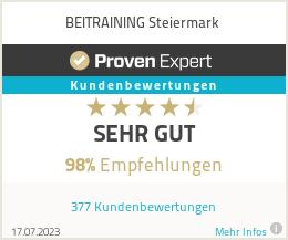 Erfahrungen & Bewertungen zu BEITRAINING Steiermark