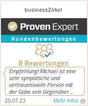 Erfahrungen & Bewertungen zu businessZirkel