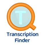 Transcription Finder
