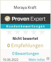 Erfahrungen & Bewertungen zu Moraya Kraft