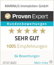 Erfahrungen & Bewertungen zu Marinus Immobilien