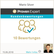 Erfahrungen & Bewertungen zu Mario Silver