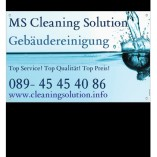 MS Cleaning Solution Gebäudeservice