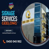 Print Quick - Signage Company Geelong Melbourne