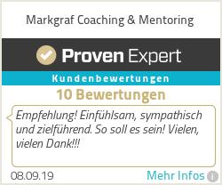 Erfahrungen & Bewertungen zu Markgraf Coaching & Mentoring