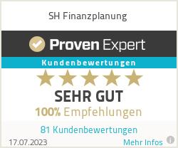 Erfahrungen & Bewertungen zu SH Finanzplanung