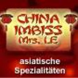 China Imbiss Mrs. Le