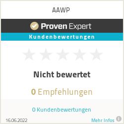 Erfahrungen & Bewertungen zu AAWP