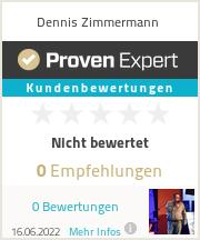 Erfahrungen & Bewertungen zu Dennis Zimmermann