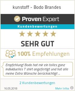 Erfahrungen & Bewertungen zu Bodo Brandes