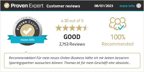 Kundenbewertungen & Erfahrungen zu Thomas Dahlmann. Mehr Infos anzeigen.