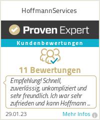 Erfahrungen & Bewertungen zu Hoffmann Entrümpelung