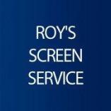 Roys Screen Service