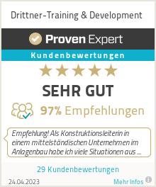 Erfahrungen & Bewertungen zu Drittner-Training & Development