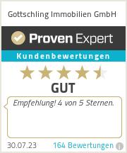 Erfahrungen & Bewertungen zu Gottschling Immobilien GmbH