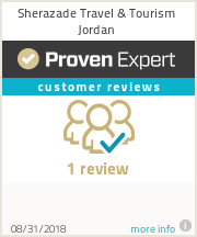 Ratings & reviews for Sherazade Travel & Tourism Jordan