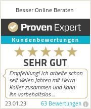 Erfahrungen & Bewertungen zu Besser Online Beraten