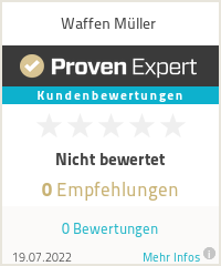 Erfahrungen & Bewertungen zu Waffen Müller