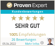 Erfahrungen & Bewertungen zu Volker KALMBACHER