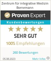 Erfahrungen & Bewertungen zu Zentrum für integrative Medizin Bornemann