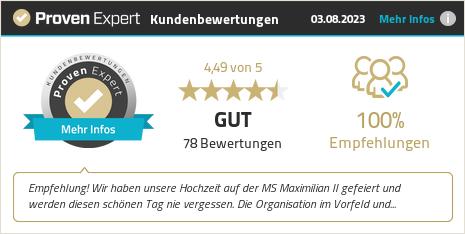 Erfahrungen & Bewertungen zu Steibl Personenschifffahrt Kelheim GmbH anzeigen