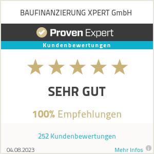Erfahrungen & Bewertungen, ProvenExpert, Siegel