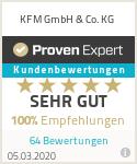 Erfahrungen & Bewertungen zu Kunze Finanzmanagement GmbH