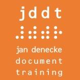 jddt ⠼⠾⠾⠗ jan denecke document training