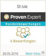 Erfahrungen & Bewertungen zu DJ Jule
