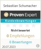 Erfahrungen & Bewertungen zu Sebastian Schumacher
