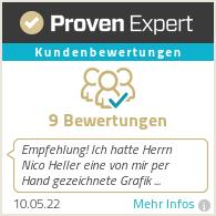 Erfahrungen & Bewertungen zu Nico Heller - Webdesign