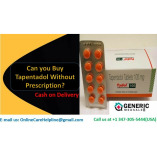 How to safely Buy Tapentadol online in the USA?