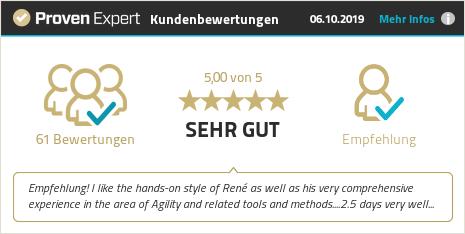 Erfahrungen & Bewertungen zu Rene Schröder anzeigen