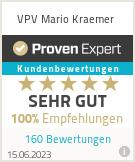 Erfahrungen & Bewertungen zu VPV Mario Kraemer
