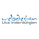 Webdesign Uta Inderdühnen logo