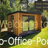 Eco Office Pods