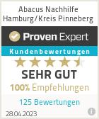 Erfahrungen & Bewertungen zu Abacus Nachhilfe Hamburg / Kreis Pinneberg